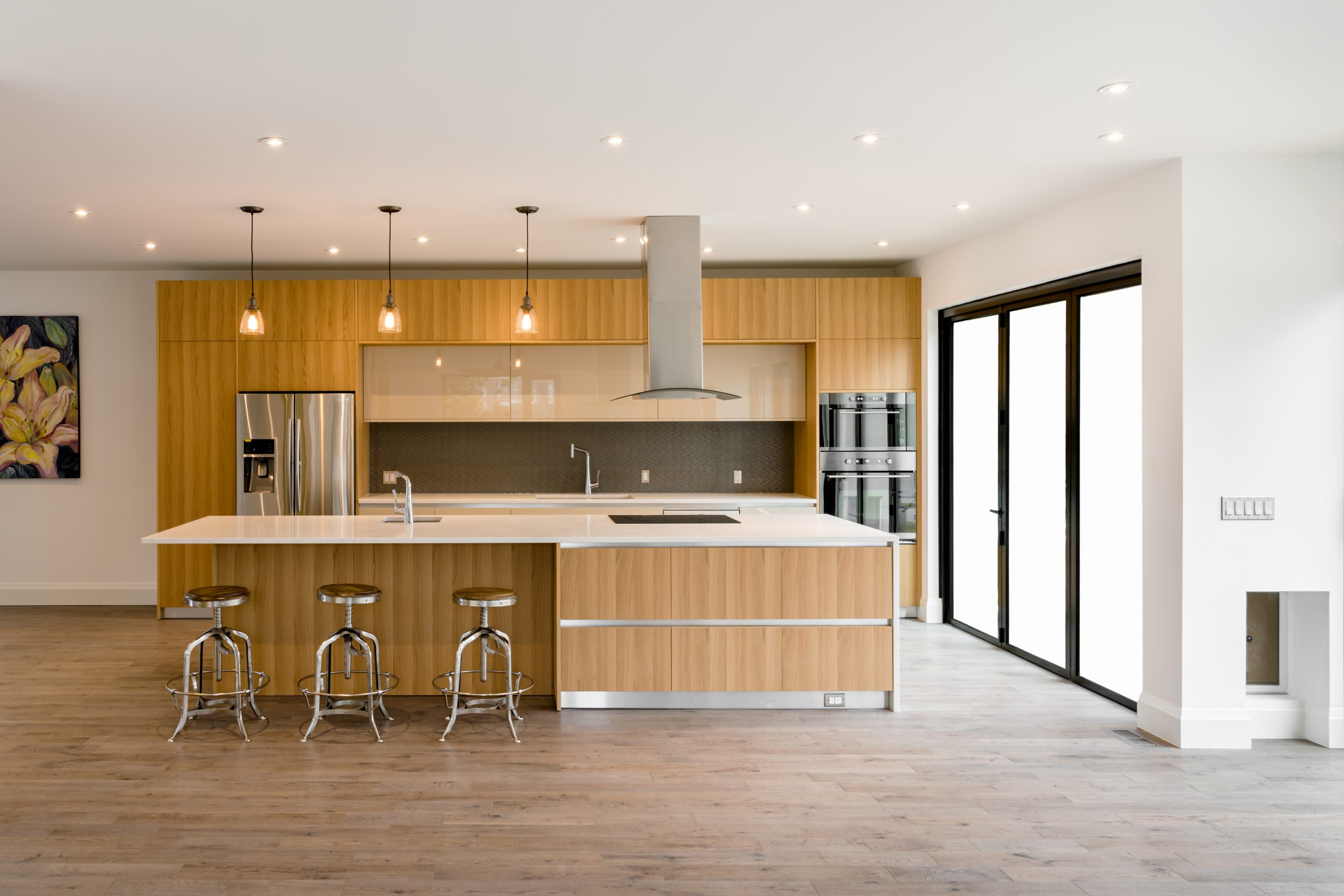 Our Projects: modern kitchen