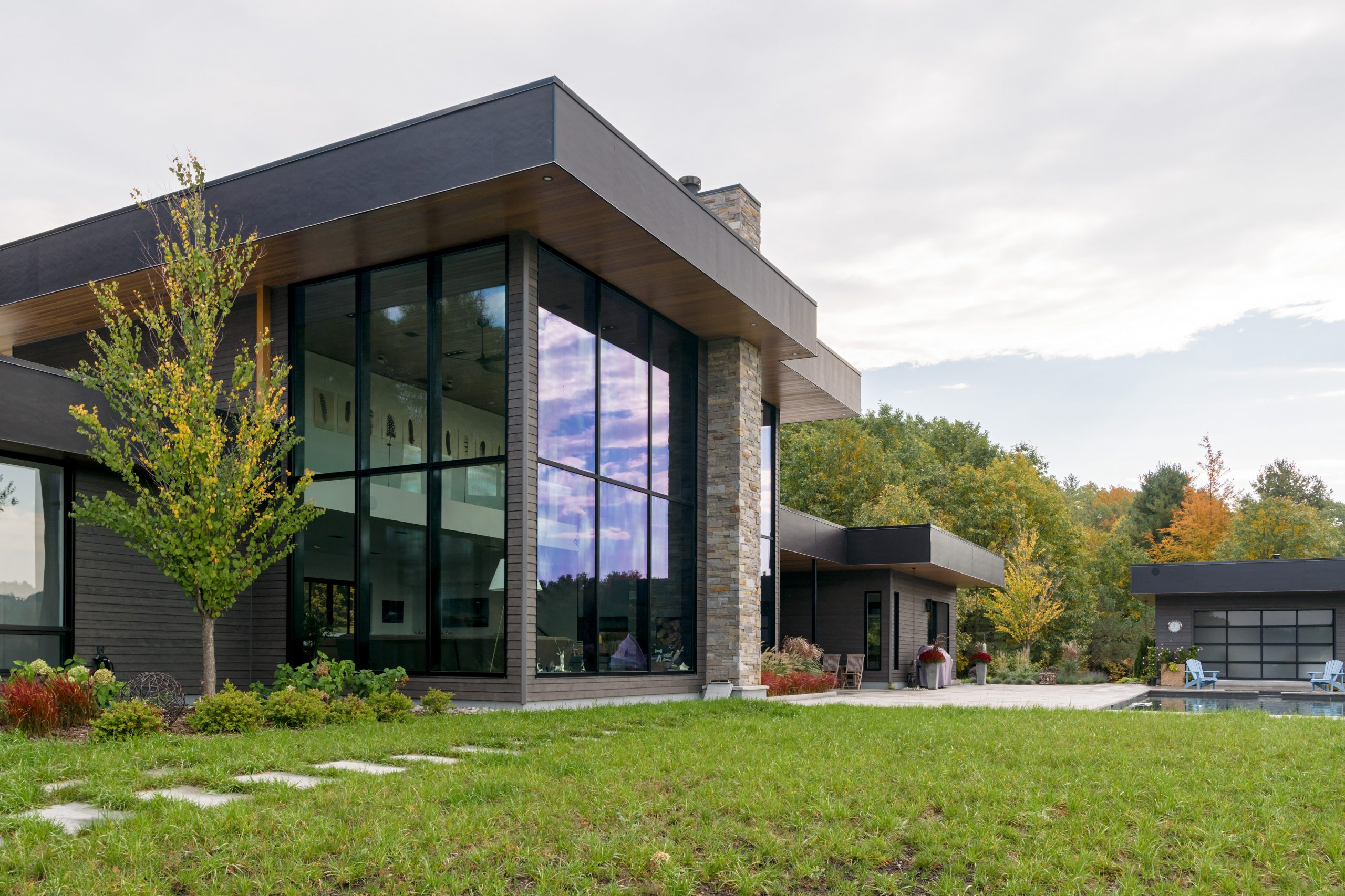 Home Garrison Creek Homes: A sustainable home
